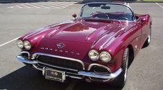1962 Chevrolet Corvette Convertible - 5