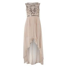 Frock and frill chiffon embellished dress tk maxx for Tk maxx dresses for weddings