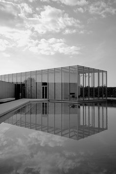 Langen Foundation ┃ Tadao Ando