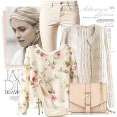 """Sem título #1437"" by bellerodrigues on Polyvore"