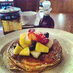 love pancakes #balans #london #soho #brunch