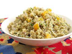 Gastronomer's Guide: Quinoa Pilaf