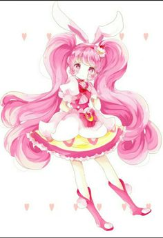 Cure Whip Ao No Exorcist, Pretty Cure, Sailor Moon Aesthetic, Spice And Wolf, Pretty Drawings, Glitter Force, Fan Art, Manga, Love Pictures