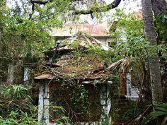 Abandoned House near Melbourne, FL