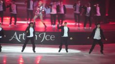 "Plushenko, Fernandez e Gummenyk ""Do it like a dude"" - Jessy J"