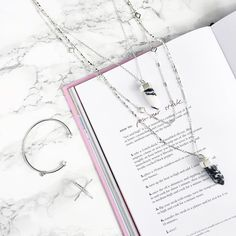 New week new jewels  Silver  marble essentials // Click the link in our bio to shop these gems  http://www.#thingseyelove.com