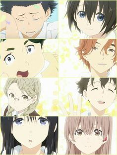 Why'd they makes the first dude (sorry i forgot his name) be the only one crying? <<< HIS NAME IS SHOYA