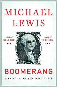"""Boomerang"" #MichaelLewis"