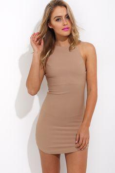 Sing A Melody Dress, $65 + Free express shipping http://www.hellomollyfashion.com/sing-a-melody-dress-mocha.html