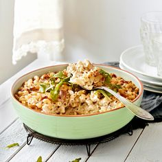 Easy Cooking, Cooking Recipes, I Love Food, Fried Rice, Risotto, Food And Drink, Pasta, Yummy Food, Ethnic Recipes