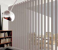 Resultado de imagen de cortinas saxun verticales