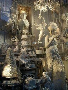 I Heart Shabby Chic: Christmas Windows in New York City