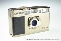 MINOLTA TC-1 Point & Shoot Film Camera Excellent #Minolta