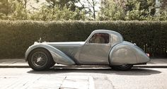 1938 show-stopper: William Lyons' Jaguar SS100 3.5-litre Coupé Prototype | Classic Driver Magazine