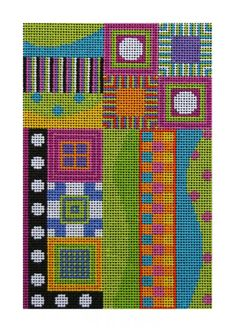 DH3744 - Allison's Quilt -- designed by Elements