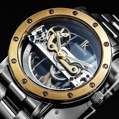 >> Click to Buy << Original  Tourbillon Mechanical Wrist watches men luxury brand business skeleton automatic men self wind Top brand relojes #Affiliate