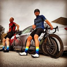 #gettingitin and #shredding the #legs with @dustinchanson and #atomiccycles. #saturday #fujibikes #specialized #allezsport #cycling #strava #garminvivoactive #cantstopwontstop #beautifulday #purist #pursuitofhappiness #ridgesupply #wattsforthesole #shakethedust #marines #sockdoping #sockgamestrong by lc_scribble