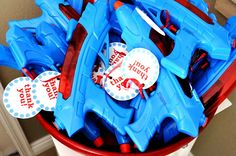 Kids Pool Party Ideas : Party Favors For Pool Party Kids. Party favors for pool party kids. kids birthday pool party,Kids Pool Party,kids pool party food,pool party themes for kids Pool Party Favors, Pool Party Kids, Swimming Party Ideas, Kid Pool, Diy Party, Pool Fun, Pool Ideas, Beach Party, Splash Party