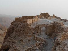 Masada, Israel . . .