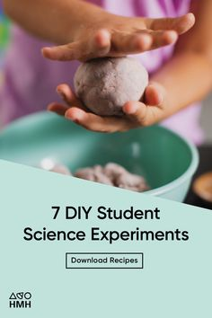 Teach students about chemical reactions, the properties of matter, and other science topics by having them participate in fun, collaborative hands-on activities. Science Topics, Easy Science Experiments, Science Resources, Science Diy, Science Student, Kindergarten Science Activities, Hands On Activities, The Learning Company, Lab