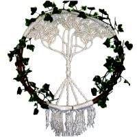 Free Macrame patterns for hanging plants