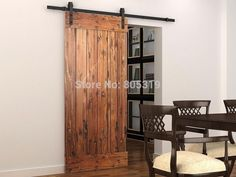 Sliding Door Type: Partition Doors Position: Interior Charge Unit: Set Door Material: Solid Wood Type: Sliding Doors Opening Method: Side Opening Surface Finishing: Finished Main Material: Wooden Open