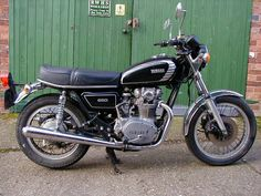 Yamaha XS650E