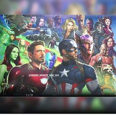 """23 Likes, 5 Comments - ⭐Abby⭐/ LsxMarvelxStan (@abigail_mendoza01) on Instagram: """"This is so cool! What an amazing work! #avengers #avengersinfinitywar #infinitywar #newmovie…"""""""