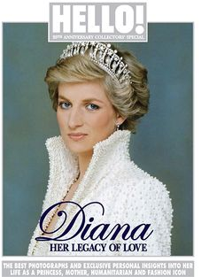Hello!-Diana: Her Legacy of Love, Hello! 20th Anniversary Collectors' Special