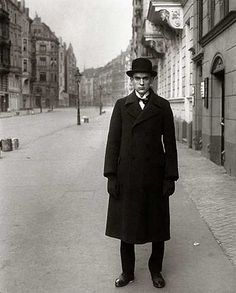 August Sander // People of the 20th Century - Krupnick Krupnick