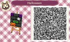 Animal Crossing QR Codes ❤ Tile#9 Solid brick Tile (Last One)