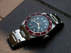 I Am WATCHing You: My first Tudor - Black Bay