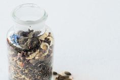 Stuffing mix recipe, Bite – A tailormade blend to make the next roast chook a little specialampnbspMakes 2 cups - Eat Well (formerly Bite) Stuffing Mix Recipes, Drying Herbs, Dried Fruit, Mason Jars, Roast, Goodies, Pumpkin, Stuffed Peppers, Homemade