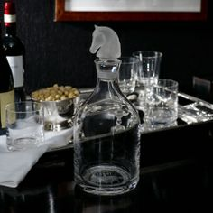 Wentworth Wine Decanter - Ralph Lauren Home Barware & Stemware - RalphLauren.com