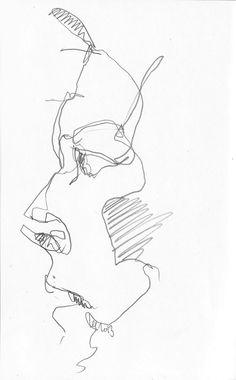 Fast Sketch 06. Lee Woodman 2013
