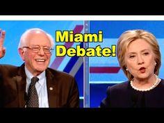 #newadsense20 Bernie Sanders v Hillary Clinton debate in Miami! LV CNN/Univision Democratic Debate Clip Roundup - http://freebitcoins2017.com/bernie-sanders-v-hillary-clinton-debate-in-miami-lv-cnnunivision-democratic-debate-clip-roundup/