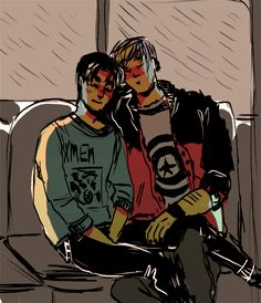 Posts about billy x teddy written by autasha Young Avengers, New Avengers, Marvel Art, Marvel Dc Comics, Hulk, Teddy Altman, Gay Art, Couples In Love, Gay Pride