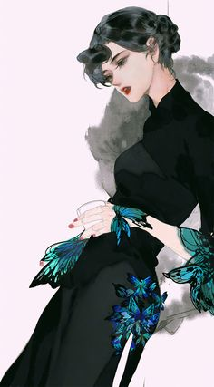 Anime Art Girl, Manga Art, Anime Manga, Character Art, Character Inspiration, Character Design, Amazing Drawings, Art Drawings, Illustration Art