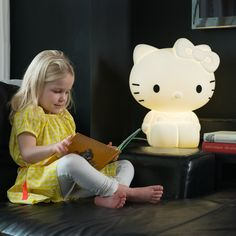 lampe-led-hello-kitty