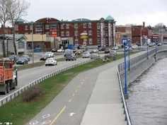 Rimouski--Promenade de la mer   Rimouskiweb Street View, Canada, Photos, The Sea, Madeleine, Pictures