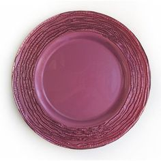 """ChargeIt! 13"""" Charger Plate Color:"""