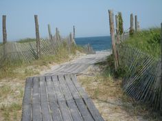 A lovely Cape Cod beach