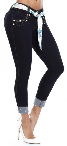 Jeans levanta cola WOW 86325