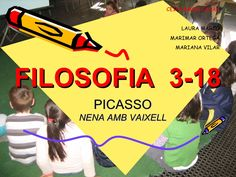 power point  P5 Philosophy For Children, Picasso, Document, Coaching, Presentation, Articles, Videos, School, Mariana