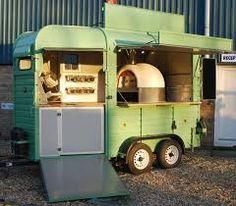 Image result for street food horse trailer