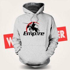 Equipe Império dota 2 moletom com capuz XXL camisola mens algodão com capuz