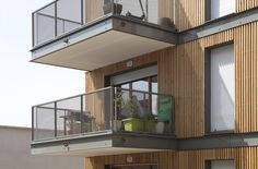 Green Cascade / Atelier de la Passerelle