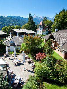 H+ Hotel Alpina Garmisch-Partenkirchen in Bayern