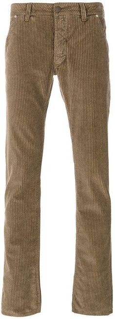 Jacob Cohen regular corduroy trousers