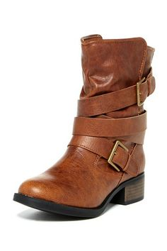 a12e6402b50 Buckkles Boot on HauteLook Wedge Boots